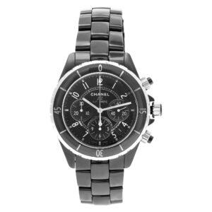 Chanel J12 H0940 ceramic 41mm auto watch