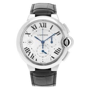 Cartier Ballon Bleu W6920078 stainless steel 43mm auto watch
