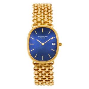 Patek Philippe Ellipse 3788/1 18k 26.5mm Quartz watch