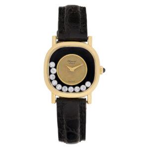 Chopard Happy Diamond G 3355 18k 24mm Manual watch