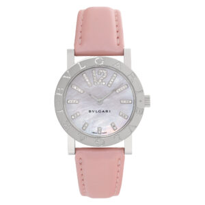 Bvlgari Bvlgari bb 33 sl stainless steel 33mm auto watch