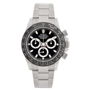 Rolex Daytona 116500LN stainless steel 40mm auto watch