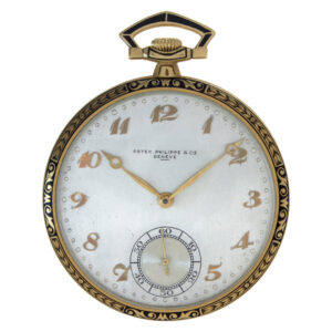 Patek Philippe pocket watch 806660 18k 44mm Manual watch