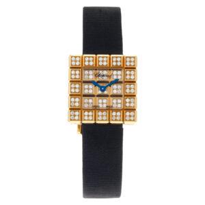 Chopard Ice Cube 13/7003-20 18k 20mm Quartz watch