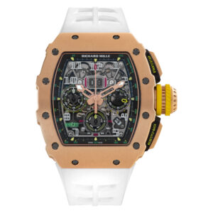 Richard Mille Flyback Chronograph RM11-03 RG 18k rose gold 45mm auto watch