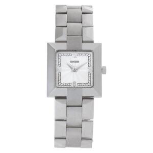 Concord Square 60-46-522 18k white gold 27mm Quartz watch